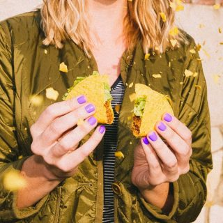 Can you handle the crunch? 🌮 #iseeataco #LiveMas #TacoBellCy