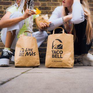 Gang's all here🤘 #TacoBellCy #LiveMas