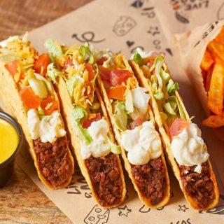 Life's big question! Taco or taco? 🤔🌮 #iseeataco #LiveMas #TacoBellCy