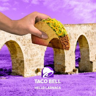 Taco Bell at @metropolis_mall, Larnaca is NOW OPEN! We can't wait to feed you! 🎉🌮 #TacoBellCyprus #NewTacoBell #NowOpen #MetropolisMall
